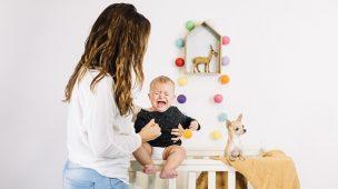 Vacinação em bebês